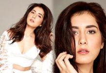 Raashi Khanna bikini avatar in Venky Mama