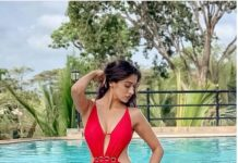 Red Hot Raai Laxmi in Bikini