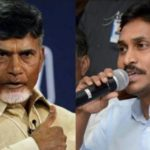Tug of war between Chandrababu Naidu and Jagan