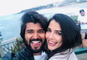 Vijay Devarkonda getting married to Izabelle Leite