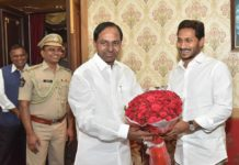YS Jagan And KCR