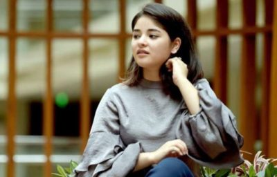 Zaira Wasim to quit Film Industry