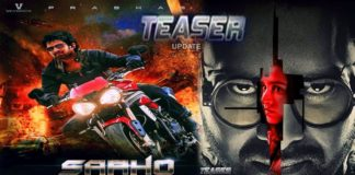 Saaho teaser creates record