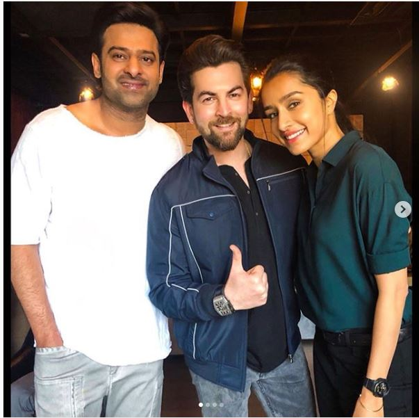 Neil Nitin Mukesh shares an emotional post about Saaho