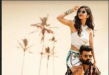 iSmart Shankar Love shoot in Maldives