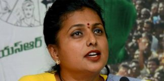 Roja Salary as APIIC Chairperson