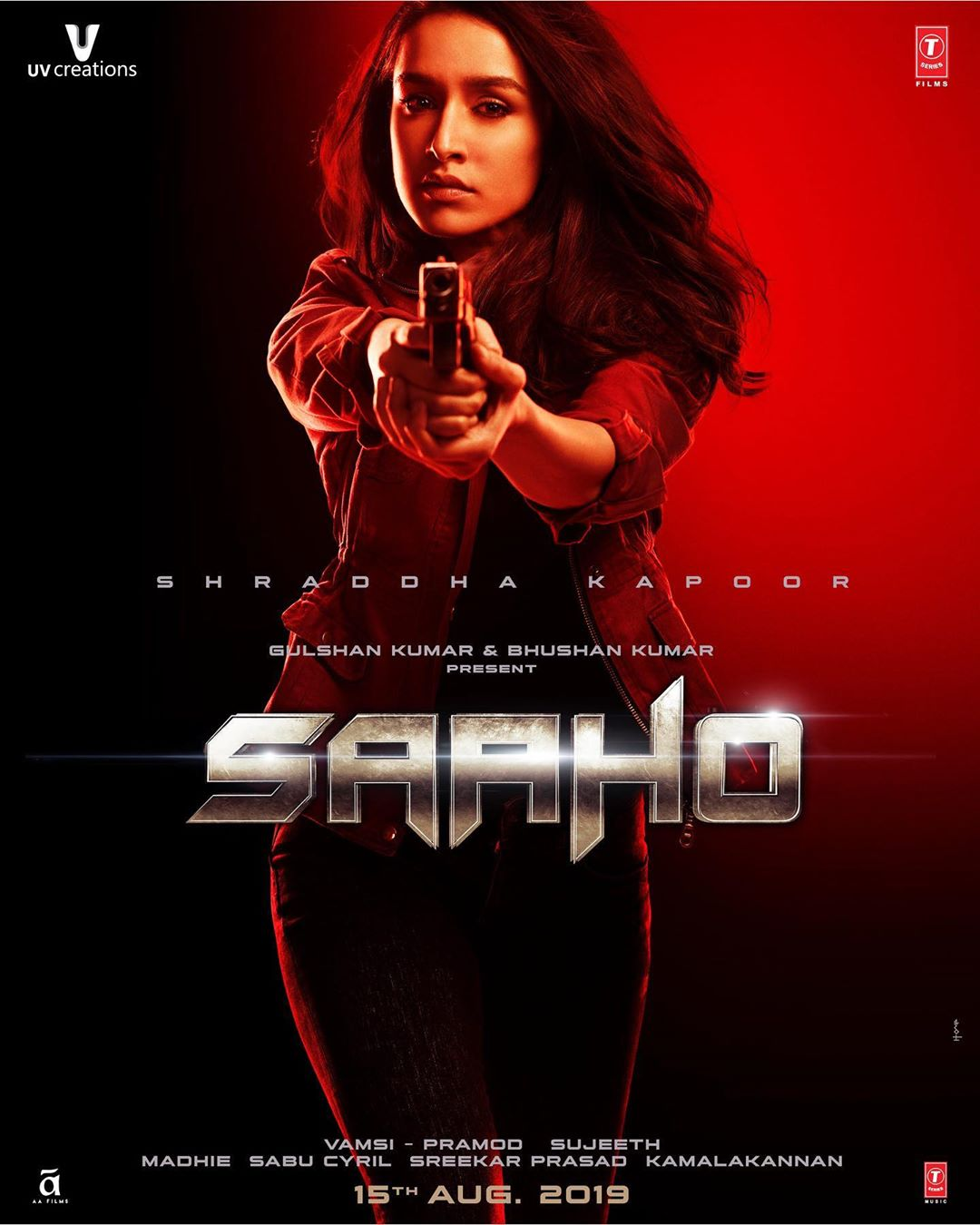 Saaho teaser will be the Visual Wonder too