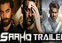 Saaho trailer gets release date