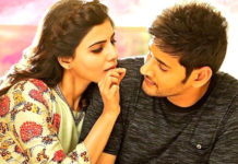 Samantha following Mahesh Babu path