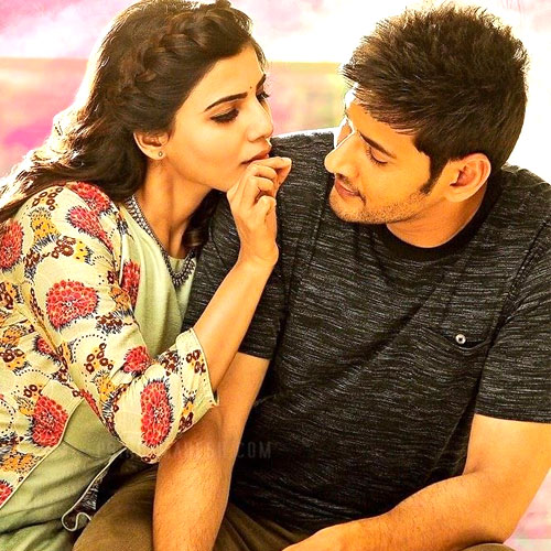 samantha and mahesh babu