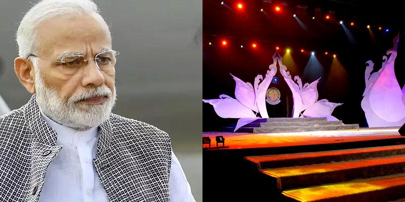 22nd TANA festival: slogans against BJP and Modi