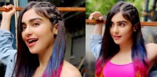 Adah Sharma Latest Pics