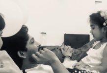 Allu Arjun and daughter Arha