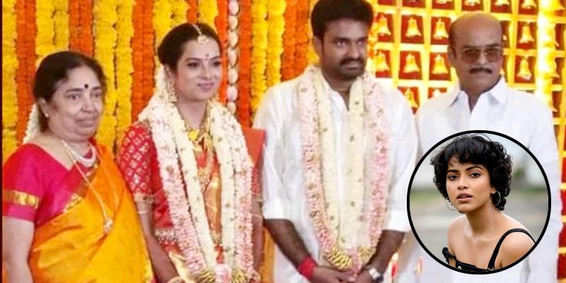 Amala Paul Ex-husband ties the knot with Aishwarya