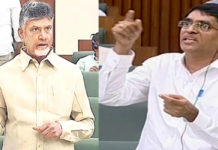 Amaravathi loan: Chandrababu vs Bugganna