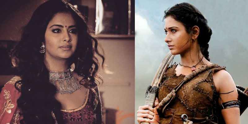 Avika Gor replaces Tamannah Bhatia
