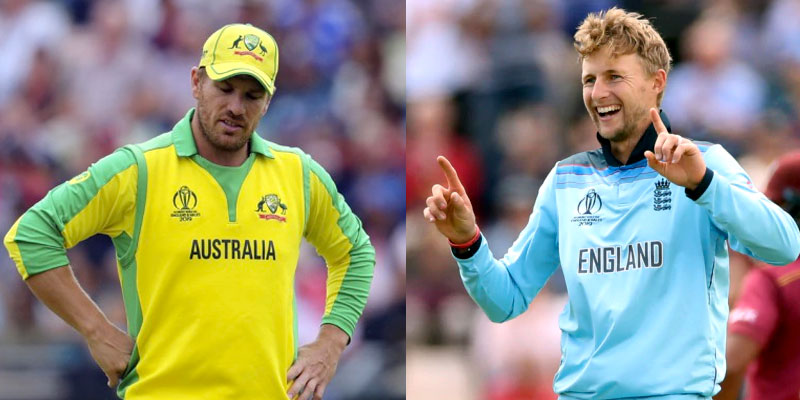 England roars by defeating Australia in 2019 CWC