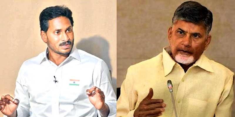 Jagan and Chandra Babu