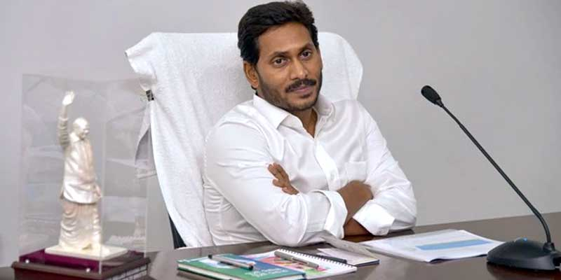 Do Jagan schemes hurt his ministers?