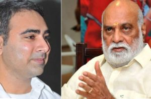 K Raghavendra Rao all set to re-launch his son