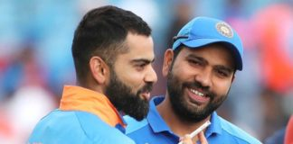 Kohli And Rohith Sharma