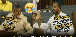Minister Anil Kumar Yadhav Funny Satires On Chandrababu