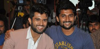 Nani And Vijay Devarakonda