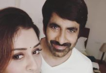 Payal Rajput and Ravi Teja