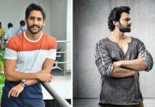 Prabhas And Naga Chaitanya