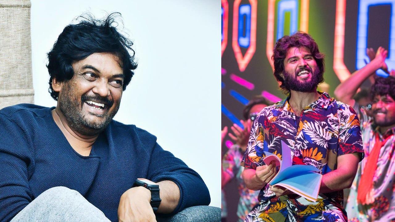 Puri Jagannadh And Vijay Devarakonda