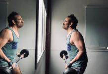 Ravi Teja Workout