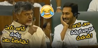 See How Chandrababu Gets Angry On CM YS Jagan