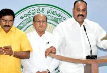 Speaker suspends three TDP MLA's