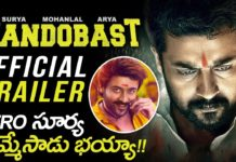 Suriya Bandobast Movie Official Trailer