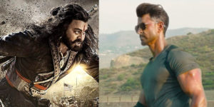 Syeraa And Hrithik Roshan War