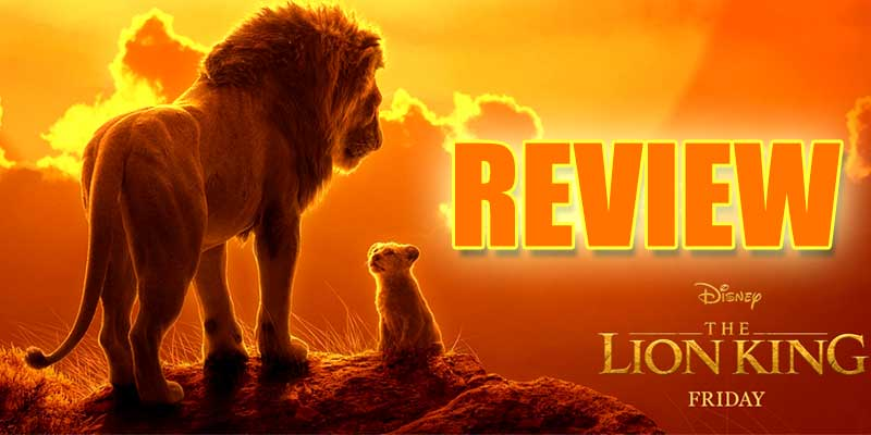 The Lion King Telugu Movie Review