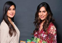 Katrina Kaif and Upasana