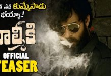 Varun Tej Valmiki Movie Official Teaser