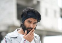 Vijay Deverakonda not interested to watch Kabir Singh