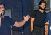 Teary eyed Vijay Deverakonda felt a magic in Dorasani