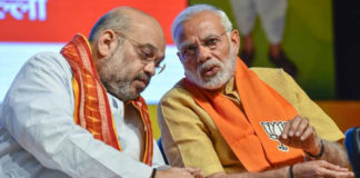 Amit Shah and Modi