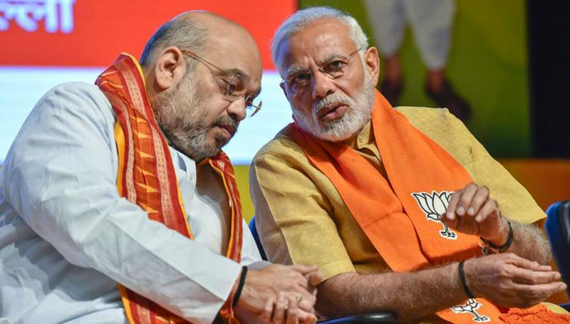 Modi and Amit Shah eyeing on this leader as AP Union minister