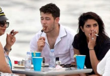 After marriage Priyanka Chopra becomes Smoker