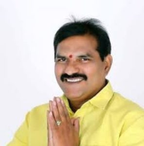 TDP legislative member Ramanaidu