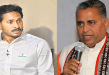 ys jagan and sunil deodhar