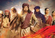 Saira Narasimha Reddy Movie Images