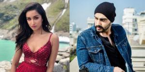Arjun-Kapoor and Shraddha Kapoor