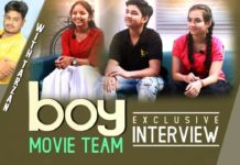 BOY Movie Team Exclusive Interview