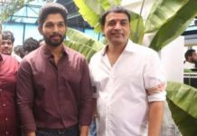 Dil Raju not happy with Allu Arjun?