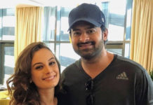 Evelyn Sharma in awe of Prabhas